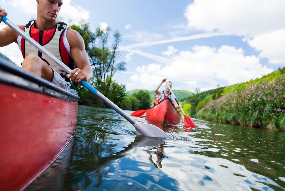 canoe et loisirs nautiques